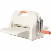 Die Cut and Embossing Machine, A4 21x30 cm, , ark max 21 cm bred, 1st.
