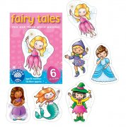 Pussel, Fairy tales, från Orchard Toys