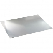 Metallkartong, A2 420x600 mm,  280 g, silver, 10ark
