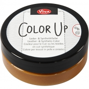 Color up färg, gold, 50ml
