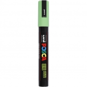 Uni Posca Marker , spets: 2,5 mm,  PC-5M , apple green, Medium, 1st.