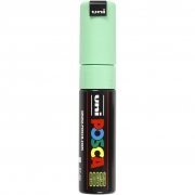 Uni Posca Marker , spets: 8 mm,  PC-8K , light green, Broad, 1st.