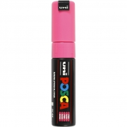 Posca Marker , spets: 8 mm,  PC-8K , pink, Broad, 1st.
