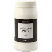 Pigment Modellpasta, Fin, 500ml