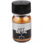 Art Metal färg, antikguld, 30ml