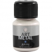 Art Metal färg, pärlemor, 30ml