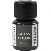 Glasfärg transparent, 35 ml, violett
