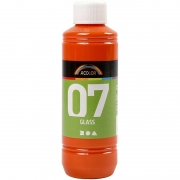 A-Color Glas, 250 ml, orange