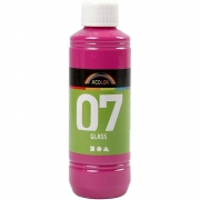 A-Color Glas, 250 ml, rosa