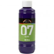 A-Color Glas, 250 ml, röd/violett