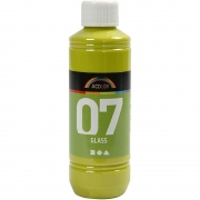 A-Color Glas, 250 ml, kiwi