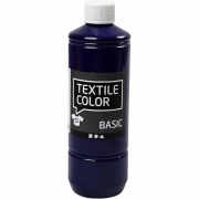 Textile Color textilfärg, briljantblå, 500ml