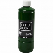 Textile Color textilfärg, gräsgrön, 500ml