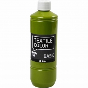 Textile Color textilfärg, kiwi, 500ml