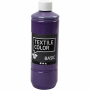 Textile Color textilfärg, lavendel, 500ml
