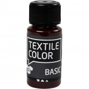 Textile Color textilfärg, aubergine, 50ml