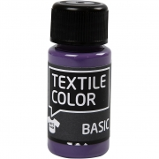 Textile Color textilfärg, lavendel, 50ml