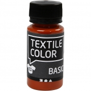 Textile Color textilfärg, tegel, 50ml