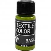 Textile Color textilfärg, kiwi, 50ml