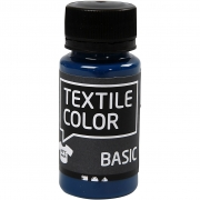 Textile Color textilfärg, turkosblå, 50ml