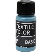 Textile Color textilfärg, duvblå, 50ml