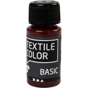 Textile Color textilfärg, brun, 50ml