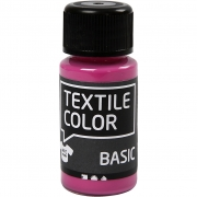 Textile Color textilfärg, pink, 50ml