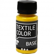 Textile Color textilfärg, primärgul, 50ml