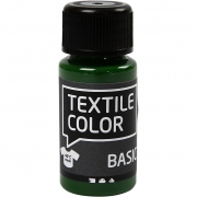 Textile Color textilfärg, gräsgrön, 50ml