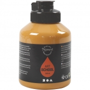 Pigment Art School, ochre, opaque, , 500ml