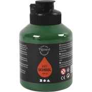 Pigment Art School, dark green, semi-opaque, , 500ml