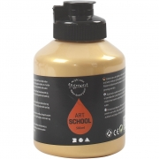 Pigment Art School, gold, opaque, , 500ml