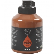 Pigment Art School, raw sienna, opaque, , 500ml
