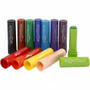 Soft Color Stick, 6,5 g, L: 8 cm, 120 st.