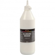 Allround medium limlack, 1000 ml