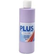 Plus Color hobbyfärg, violet, 250 ml/ 1 flaska