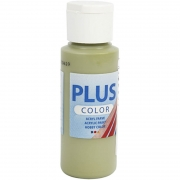Plus Color hobbyfärg, eucalyptus, 60 ml/ 1 flaska