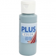 Plus Color hobbyfärg, dusty blue, 60 ml/ 1 flaska