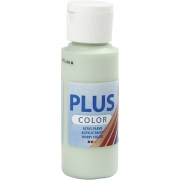 Plus Color hobbyfärg, vårgrön, 60 ml/ 1 flaska