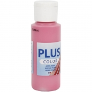 Plus Color hobbyfärg, fuchsia, 60 ml/ 1 flaska