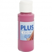Plus Color hobbyfärg, royal fuchsia, 60 ml/ 1 flaska