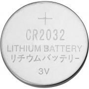 Batterier, dia. 20 mm, , 6st.