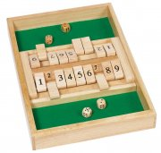 Brädspel Shut the box från Goki