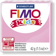 FIMO® Kids Clay, 42 g, rosa