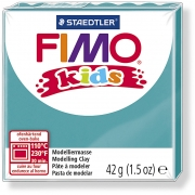 FIMO® Kids Clay, turkos, 42g