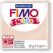 FIMO® Kids Clay, 42 g, Ivory