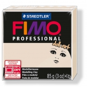 FIMO® Professional Doll Clay, beige, 85g