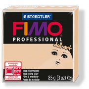 FIMO® Professional Doll Clay, sand, 85g