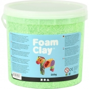 Foam Clay®, neongrön, 560g