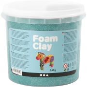 Foam Clay® , mörkgrön, 560g